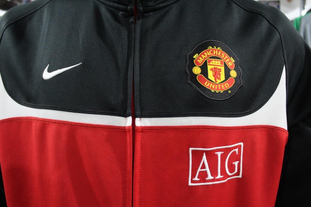 Xdx 115 000 Talla Manchester En United Nike Mercado Chaqueta Xl wqXY04t
