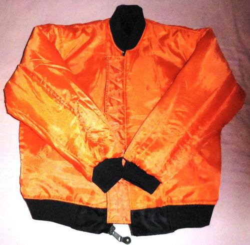 chaqueta marca amorama talla xxl/eeg policial usada 1 vez