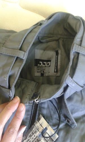 chaqueta marca jjo hombre