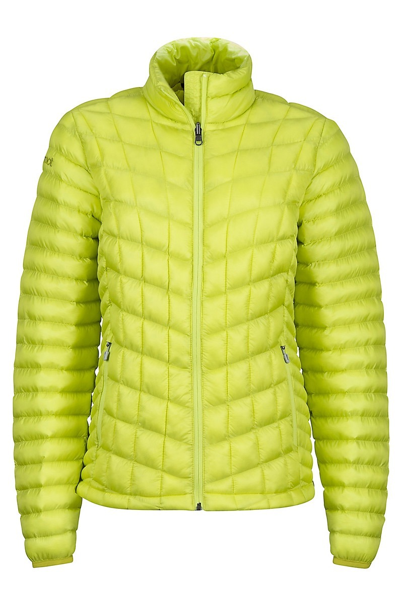 Marmot Wm´s Limón Verde Fill 700 Jacket Featherless Chaqueta vA1wZqA