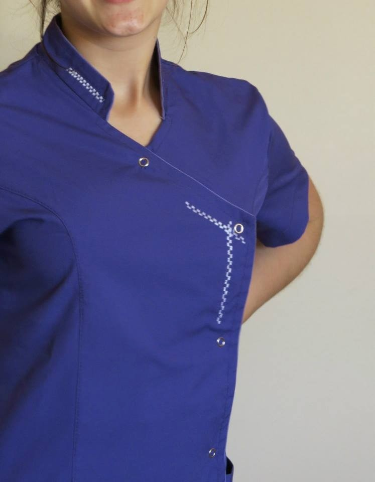 Chaqueta Medicina Enfermería Estética -   560 6a4950ac3dcf3