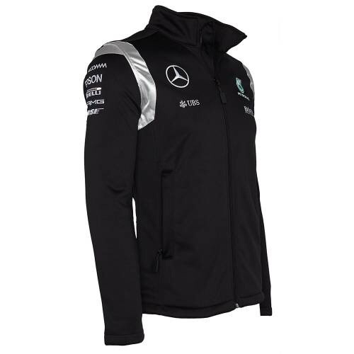 Chaqueta mercedes benz petronas amg 5 en for Mercedes benz amg jacket