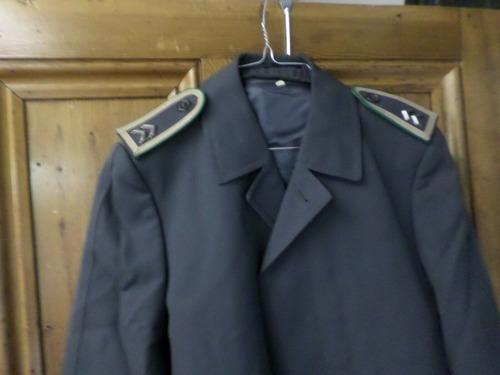 chaqueta militar alemania gaban gris perla talla2 medium1990