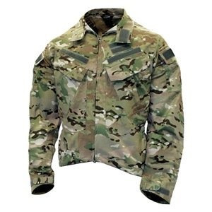 chaqueta militar blackhawk con i.t.s. inpresionante calidad.