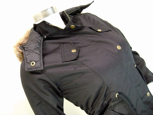 chaqueta modelo parka soraya fashion envio gratis