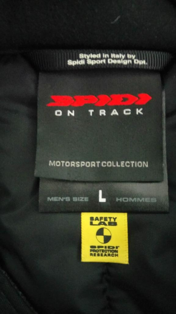 3a074b8e793 Chaqueta Moto Hombre Spidi Nw200 Talla L Toda Estación. -   169.900 ...