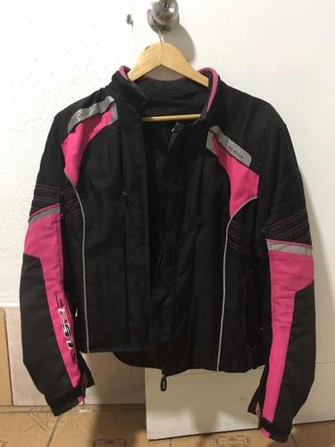 chaqueta moto mujer ls2 talla xl