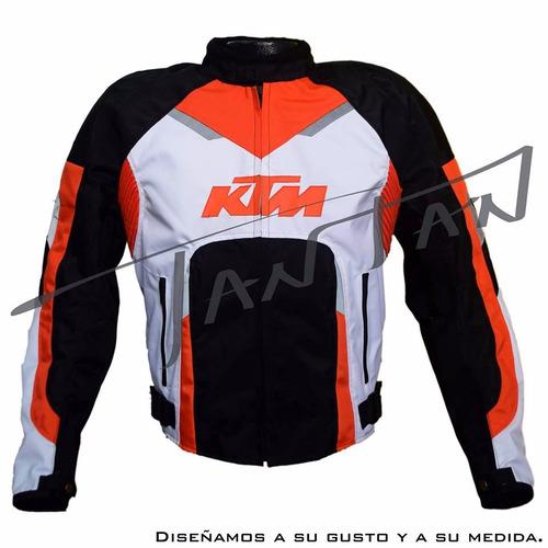 chaqueta motociclista protección reflectiva personalizadas.