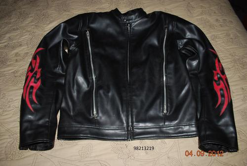chaqueta motoquera motomax