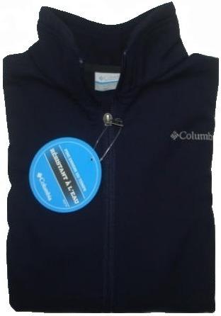 chaqueta mujer columbia kruser ridge softshell talla s, m
