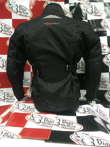 chaqueta mujer cordura protecciones moto impermeable