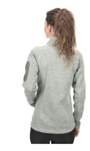 chaqueta mujer coronado blend-pro jacket melange jade lippi