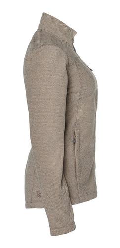 chaqueta mujer dune blend-pro gris lippi