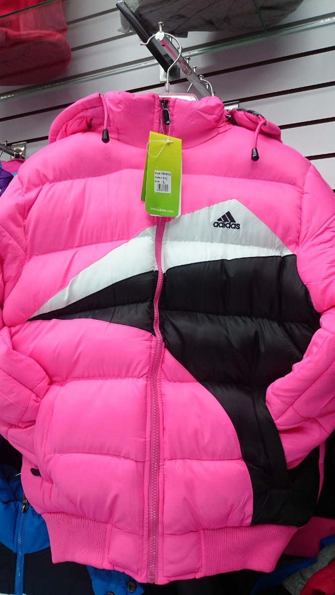 chaqueta de invierno adidas mujer