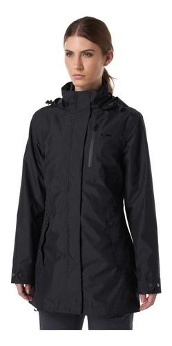 chaqueta mujer lippi element b-dry hoody jacket negro i19