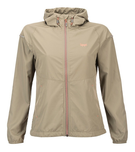 chaqueta mujer nutka windbreaker hoody jacket laurel lippi