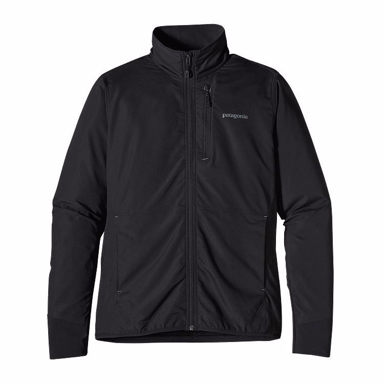 Mlc chaqueta negra outdoor poliester talla patagonia jpg 750x750 Chaqueta  negra 558ab462f29d