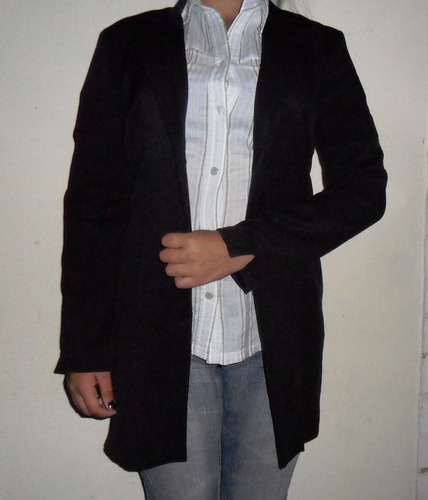 chaqueta negra xoxo talla s