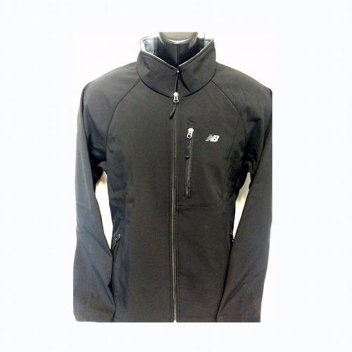 chaqueta new balance original hombre talla s negro 1239