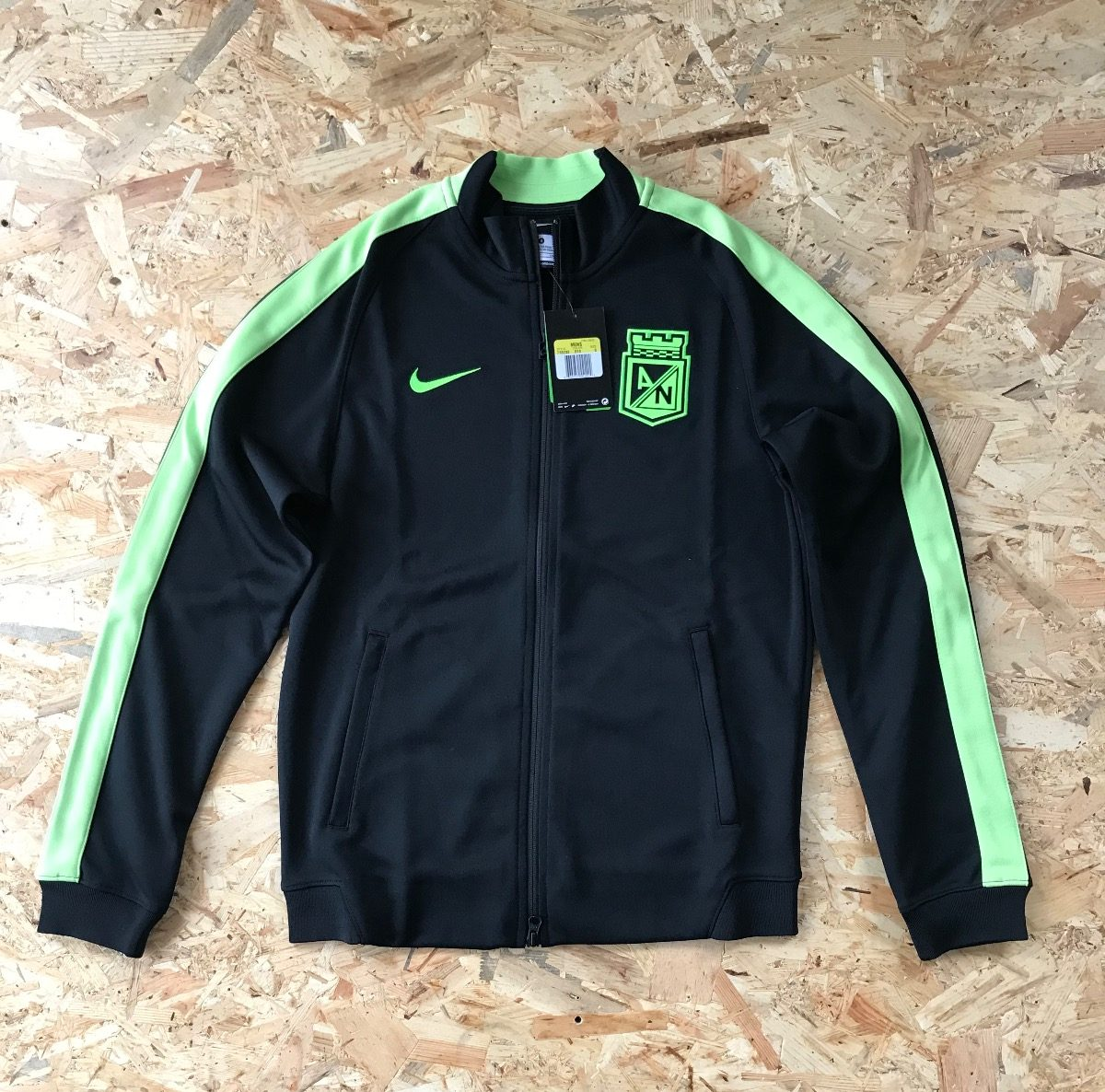 010Cargando Nike Chaqueta 716233 Zoom Atletico Nacional tBordCsQxh