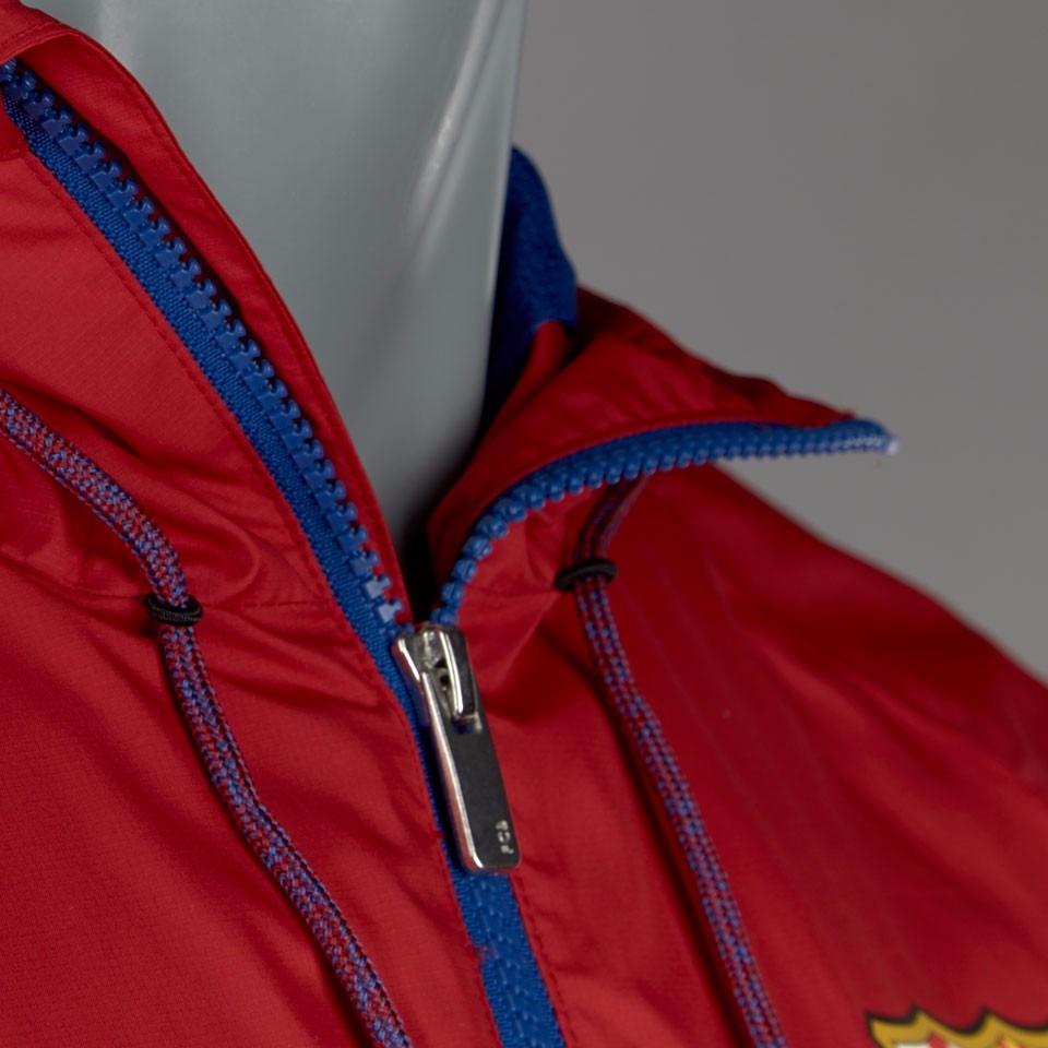 chaqueta nike fc barcelona 2016 17 authentic - 100% original. Cargando zoom. c8d94aed3f9
