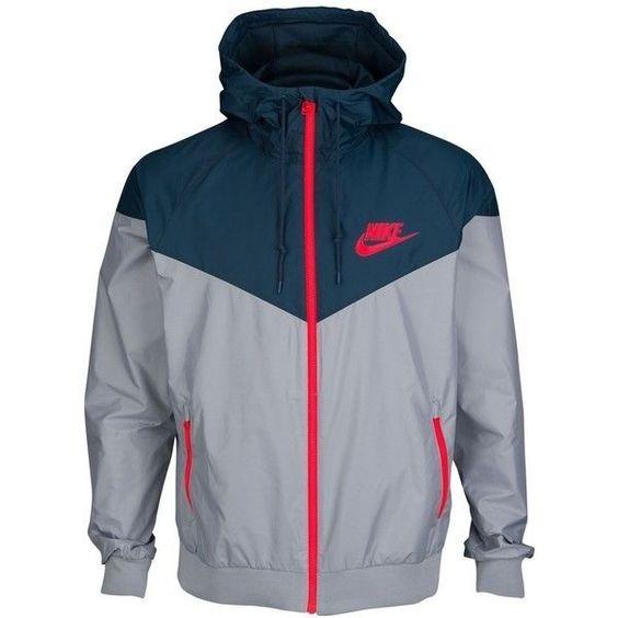 47377c6628d99 Chaqueta Nike Windrunner Deportiva -   110.000 en Mercado Libre