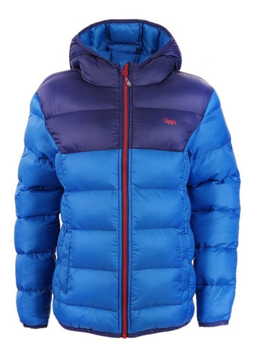 chaqueta niña all winter steam-pro hoody azul marino lippi