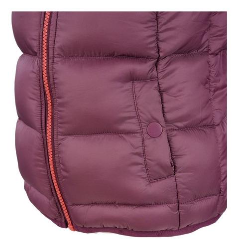 chaqueta niña all winter steam-pro hoody turquesa oscuro lip