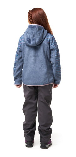 chaqueta niña lippi grillo therm-pro hoody jacket indigo i19
