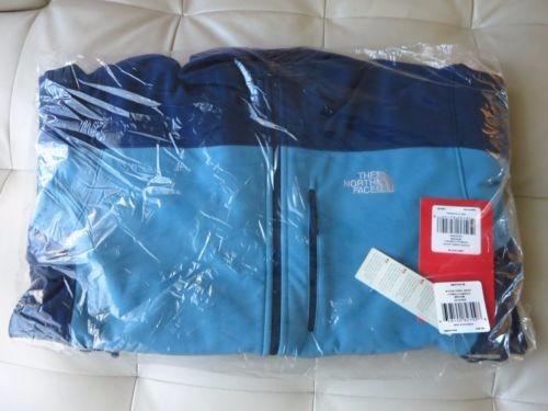 chaqueta north face softshell apex bionic talla m