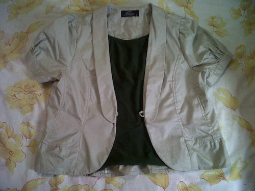 chaqueta nueva talla disponible m