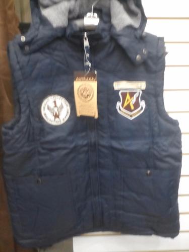 chaqueta o chaleco para caballero