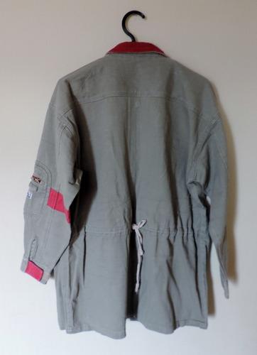 chaqueta out door nueva