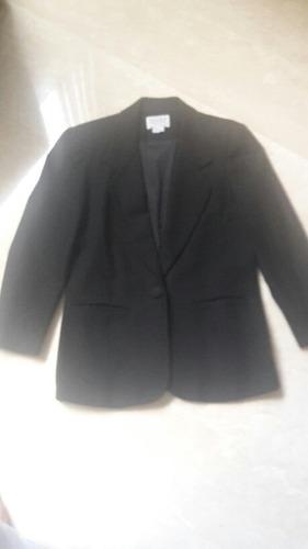 chaqueta para dama de lana malka new york made in usa