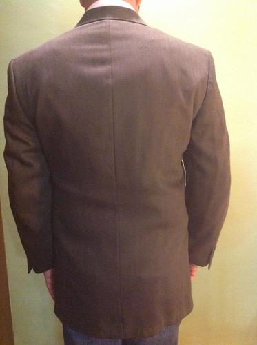 chaqueta para flux kasper by macy's 36r (usada)