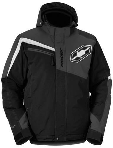 chaqueta para motonieve castle x racewear phase p/hombre 4xl