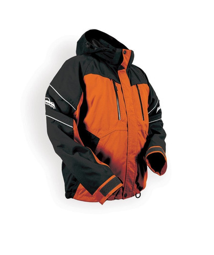 chaqueta para motonieve hmk action 2 para hombre naranja md