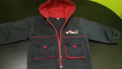 chaqueta para niño 18-24 meses