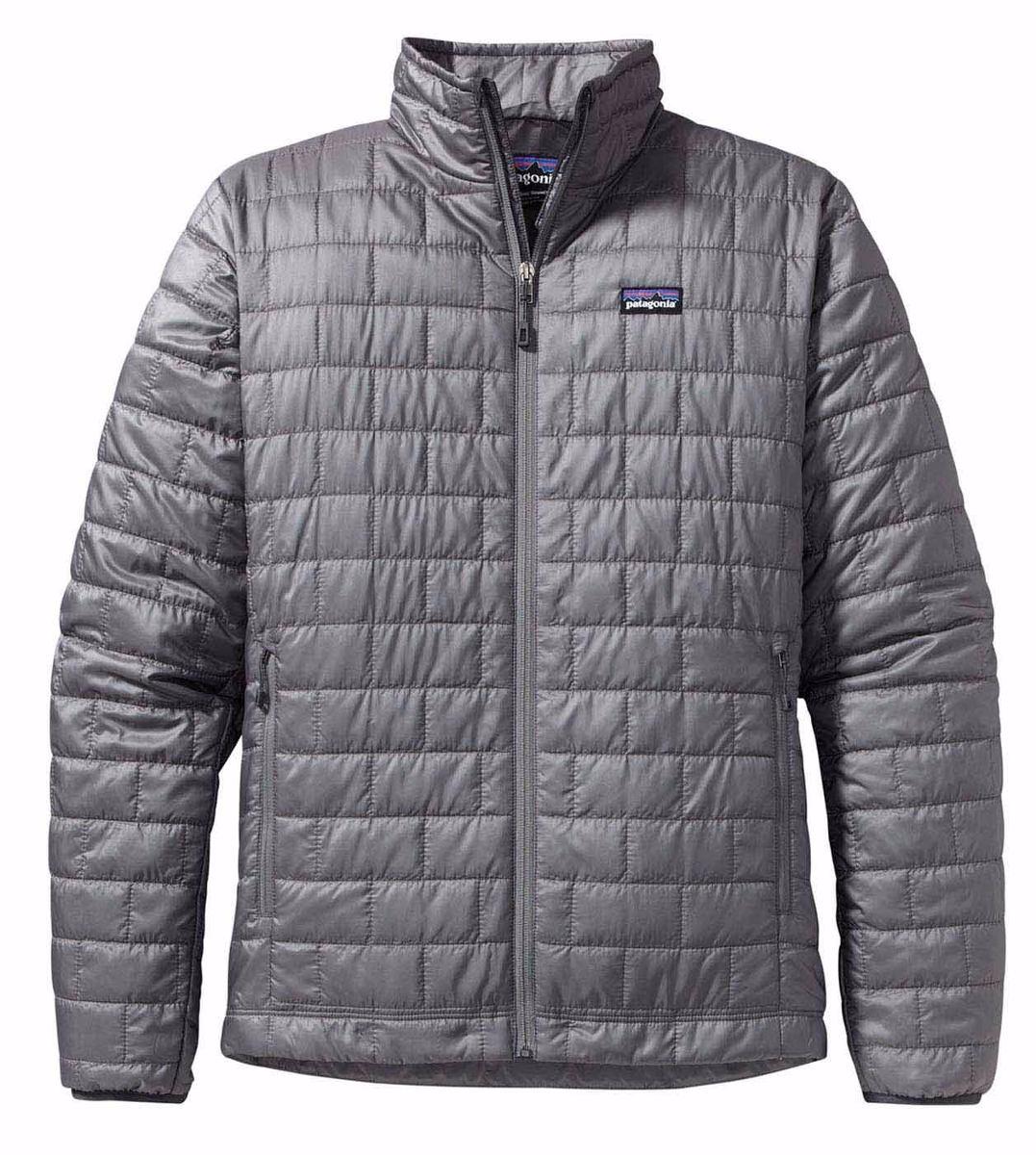 nuevo estilo fc86d efc57 Chaqueta Patagonia Nano Puff Jacket Color Gris