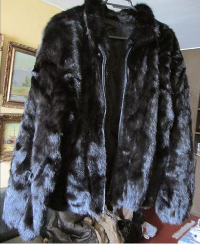 chaqueta piel con cierre 150000