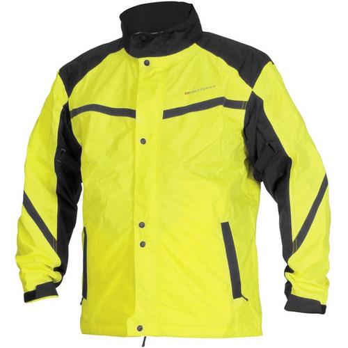 chaqueta p/lluvia firstgear sierra amarillo md