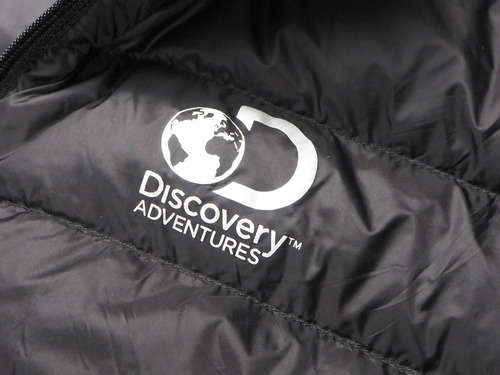 chaqueta pluma mujer comprimible discovery adventures