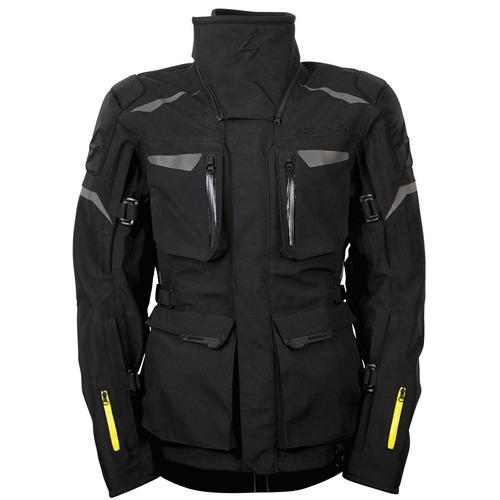 chaqueta p/motocicleta scorpion yukon negro para hombre lg