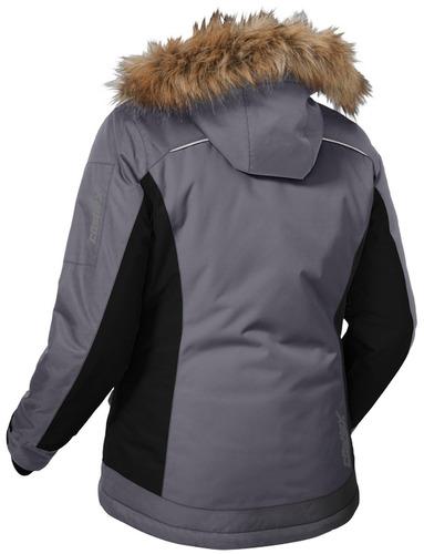 chaqueta p/motonieve castle x racewear tempest p/mujer 2xl