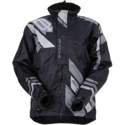 chaqueta p/nieve arctiva comp rr s7 p/hombre, negro md