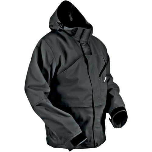 chaqueta p/nieve hmk hustler 2 invierno negro p/hombre lg