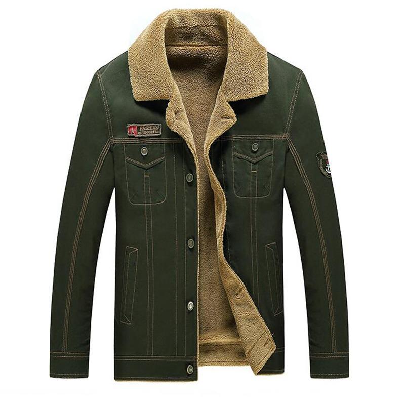 Chaqueta Polar De Estilo Vintage Para Hombres (modelo 7) -   584.15 ... 73d2a2c0f31a