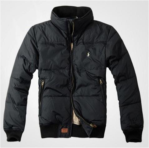 chaqueta polo ralph hombre pluma de ganso importada original
