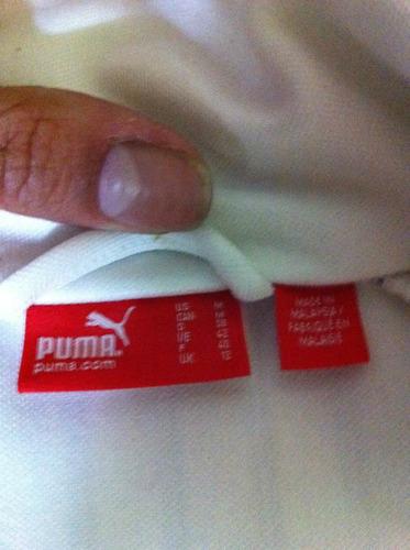 chaqueta puma original talla m (pequeña)