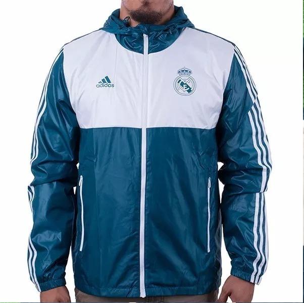 873afc768687f Chaqueta Real Madrid Entrenamiento Rompevientos Oficial -   185.000 ...